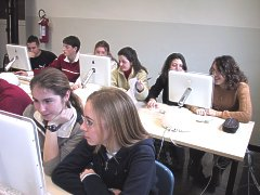 Higher Institute of Learning Balbo / Scientific Upper Secondary School Palli, Casale Monferrato